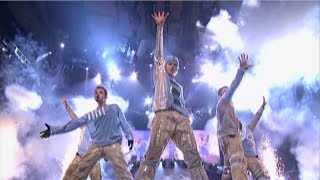 NSYNC   Bye Bye Bye Live HD Remastered (1080p 60fps)