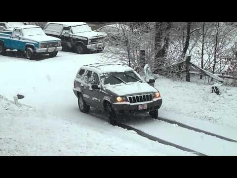 2 Wheel Drive Jeep
