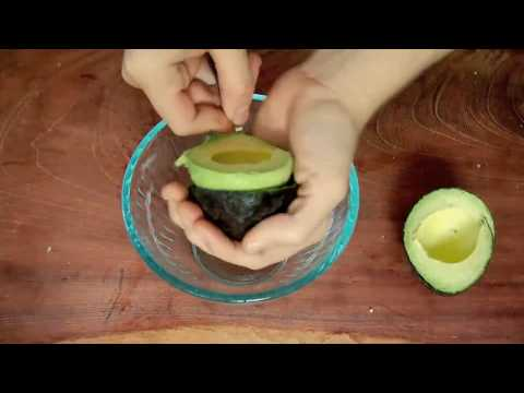 Como hacer Guacamole FACIL Y RAPIDO