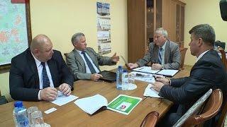 В Великий Новгород прибыла делегация руководителей лесного хозяйства Республики Беларусь