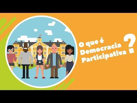 O que é democracia participativa?