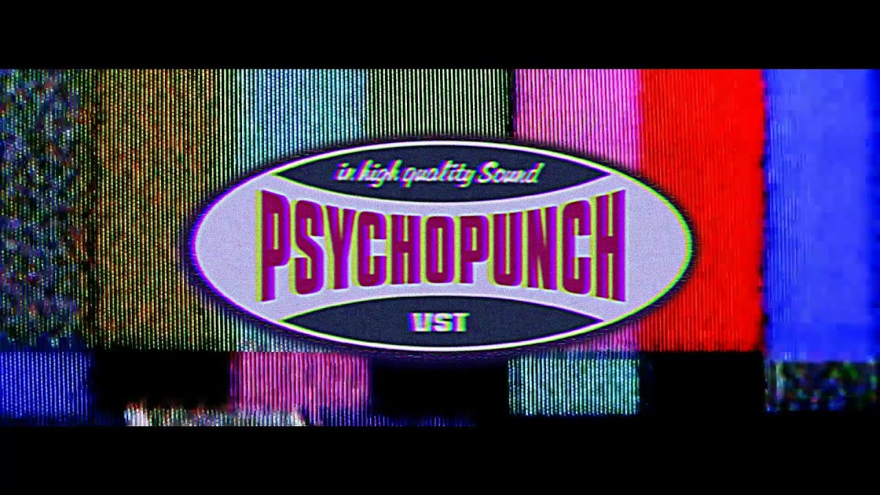 Psychopunch - Greetings from Suckerville (2019)