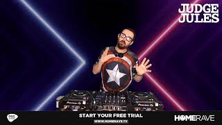 Judge Jules - Live @ Saturday Night Livestream [15.05.2021]