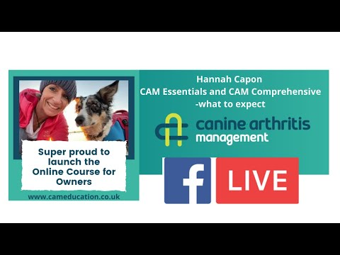 CAM LIVE: CAM and the new online owner courses ... - YouTube
