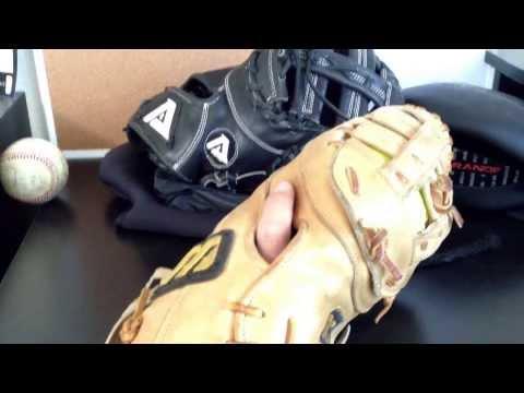 Mizuno MZP30 and Akadema ADJ154 Baseball Glove Reviews