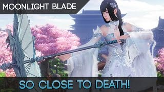 Moonlight Blade - Our Most Difficult Battle Yet! (Free To Play MMORPG)