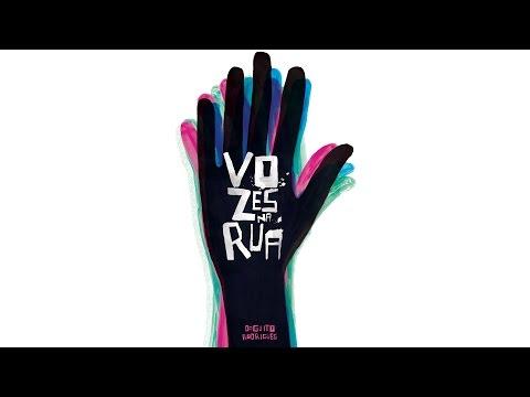Livro: VOZES NA RUA, de Daguito Rodrigues (Book Trailer)
