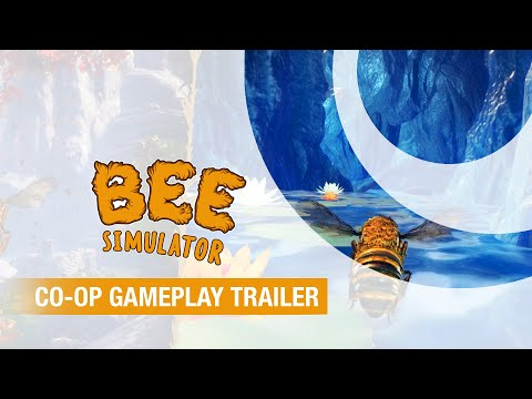 Bee Simulator | Co-op Gameplay Trailer (Gamescom 2019) thumbnail