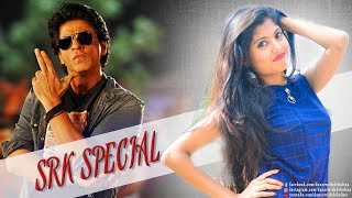 Shah Rukh Khan Birthday Special | SRK Special | Tribute a Dance Cover | DanceWithDebalina