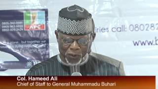 Buhari Support Organization Trains on Abuja Accord
