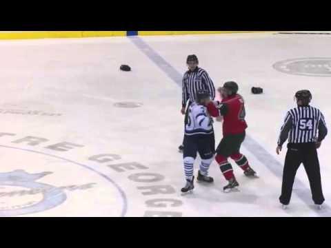 Reid Halabi vs. Brandon Vuic