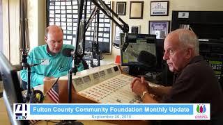 Fulton County Community Foundation Update - 09-26-18