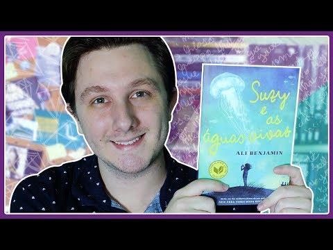 Resenha: Suzy e as águas-vivas | MEROS DEVANEIOS