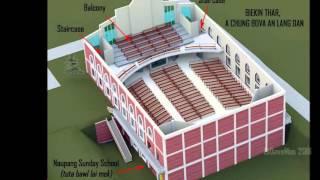 NEW CHURCH BUILDING OF SIELMAT EFCI