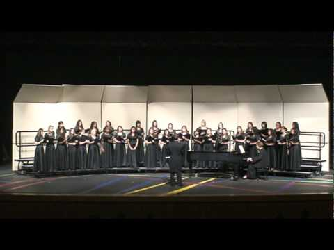 Klein Oak Choir Cantare Women- If You Were Coming In The Fall