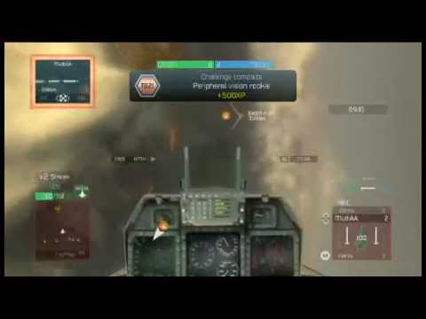 Hawx online gameplay 2 with the f 22 raptor