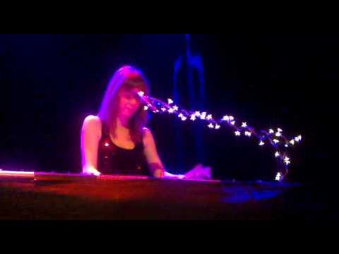 Laura Jansen - the end live