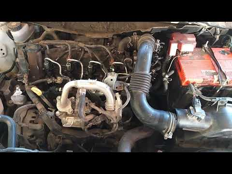 Toyota Injector problems /Car not start / Corolla Verso D4D / DENSO