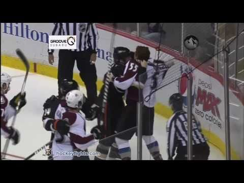 Sheldon Brookbank vs. Cody McLeod