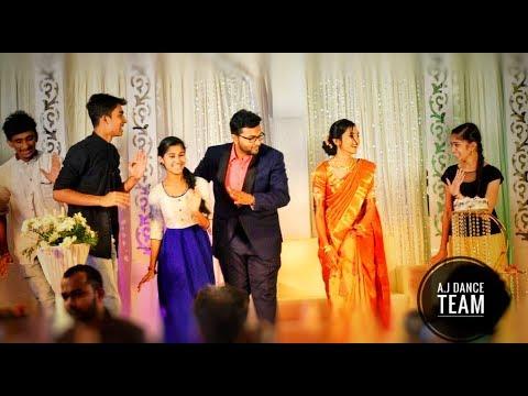 Kerala Wedding surprise dance ever