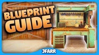 NEW Blueprint & Workbench Guide | Rust Tutorials
