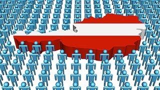 Иммиграция в Австрию - подробный анализ всех легальных способов с примерами