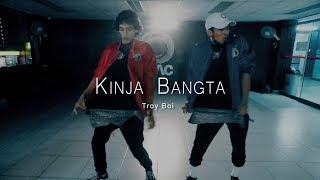 TroyBoi   KinjaBang  CHOREOGRAPHY By Collabo Gianfranco Vilner & Cristopher Nuñez