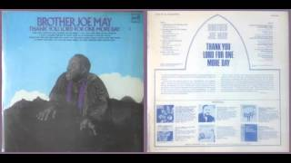 Brother Joe May / I Just Can't Keep from Crying Sometime