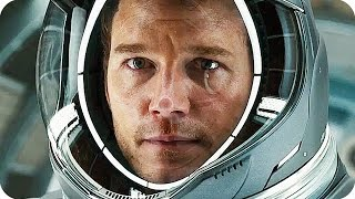PASSENGERS International Trailer 2016 Jennifer Lawrence Chris Pratt Science Fiction Movie