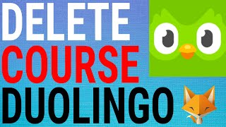 How To Delete A Language In DuoLingo (IOS & Android)