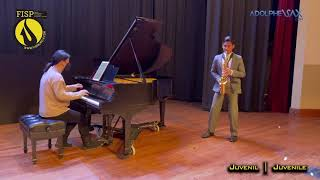 FISP21   Aayan Patel USA plays Tableaux de Provence by Paule Maurice