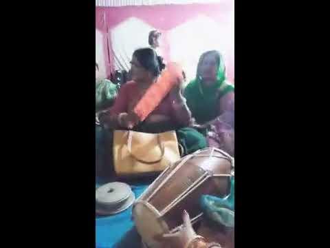 Banni Geet Geet mala me Saloni banni re dono Gadoriya me mehandi Rachi Rachi jaye jai mata Di 🙏🙏🙏