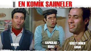 Kemal Sunal Filmlerinden En KOMİK Sahneler - Komik Replikler