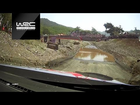 WRC - Rally Turkey 2019: Onboard compilation