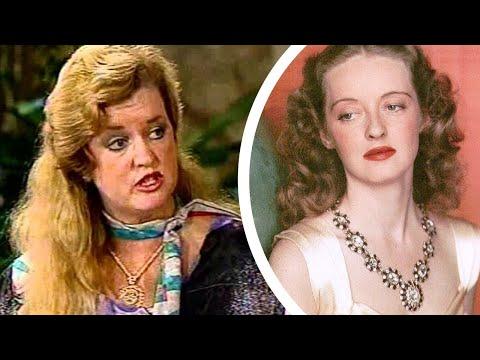 Bette Davis Brutally Betrayed by Daughter B.D. Hyman