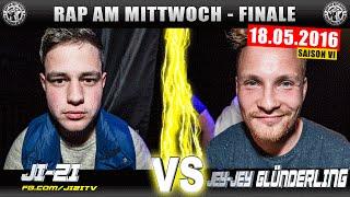 RAP AM MITTWOCH HEIDELBERG: JI-ZI vs JEY-JEY 18.05.16 BattleMania Finale (4/4) GERMAN BATTLE