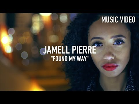 Jamell Pierre - Found My Way [ Music Video ]