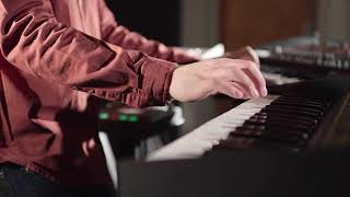 Arp Odyssey FSQ1 grandes touches - Video