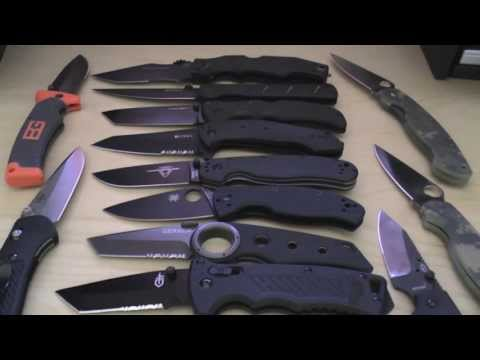 Tactical Folding Knife Options