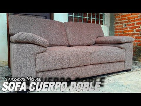 TAPIZADO DE SOFA DOBLE