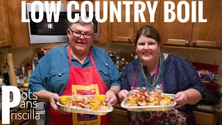 Low Country Boil A Feast For Parties