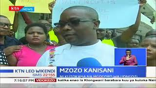 Waumini wafanya ibada nje baada ya mgogoro kanisani