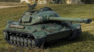 World of Tanks WZ-111 model 5A - 10 Kills 13,2K Damage