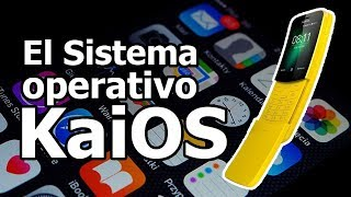 ¿Podrá KaiOS contra Android & IOS?