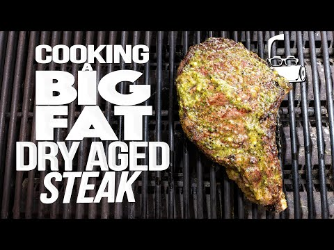 COOKING A 45 DAY DRY AGED STEAK (PERFECTLY…AND WHAT TO DO WITH IT AFTER!)