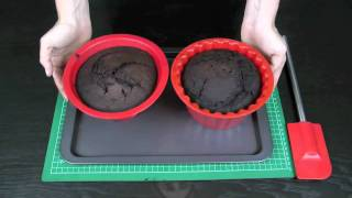 How To Make A Giant Cupcake - Basics 2: Filling, Baking And Extracting A Cupcake Addiction Tutorial