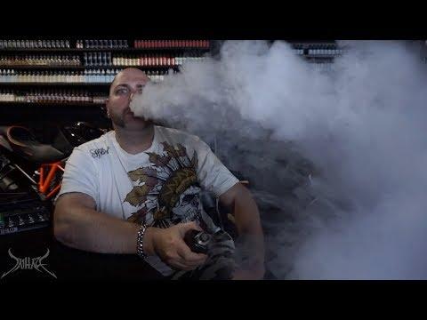 Vaperz Cloud Hammer of God V4 Mech Mod Review and Rundown | 4 21700 Para Series Cinderblock