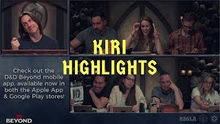 Kiri Highlights   Critical Role C2 Ep 22