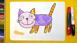 Кошка.