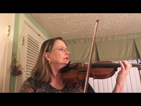 Allegro by Dvorak played by Elisa Boynton